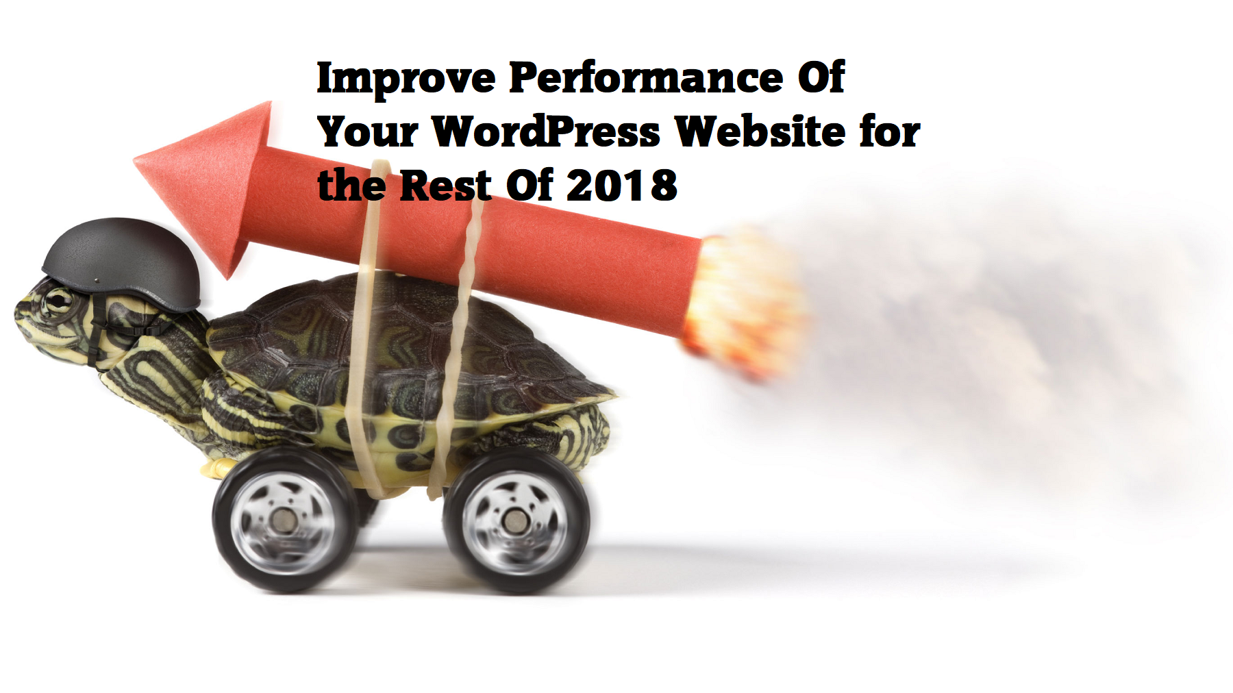 Make your WordPress website faster for the rest of 2018
