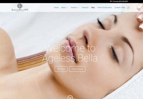 Ageless Bella Spa